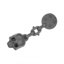 Warhammer Bitz: Warriors of Chaos - Skullcrushers of Khorne - Accessory X - Skull on Chain