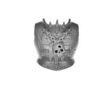 Warhammer Bitz: Warriors of Chaos - Skullcrushers of Khorne - Torso D - Front, Skullhunter