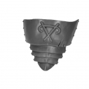 Warhammer Bitz: Skaven - Stormfiends - Armor H - Shoulder Pad, Right (OgreB)