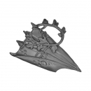 Warhammer Bitz: Vampire Counts - Black Knights/Hexwraiths - Shield C