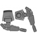 THH: Betrayal at Calth Set - Waffe Z02 - Contemptor Multimelter