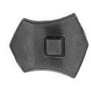 Warhammer 40K Bitz: Black Templars Chapter Upgrade - Terminator Shoulder Shield B