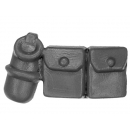 Warhammer 40k Bitz: Blood Angels - Tactical Squad - Accessory K - Belt Pouch+Grenade