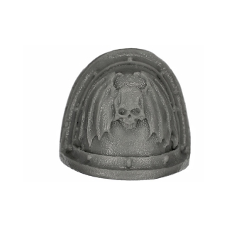 Forge World Bitz: Horus Heresy - Night Lords - Legion Mk II Shoulder Pad