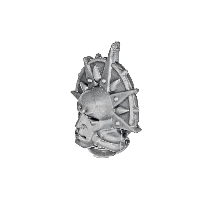 Blood Angels sanguinaria garde Máscara de Muerte Warhammer 40k Bitz b0848