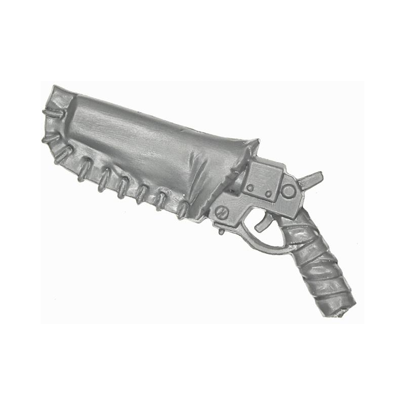 bits Astra Militarum Heavy weapon Squad accessoires