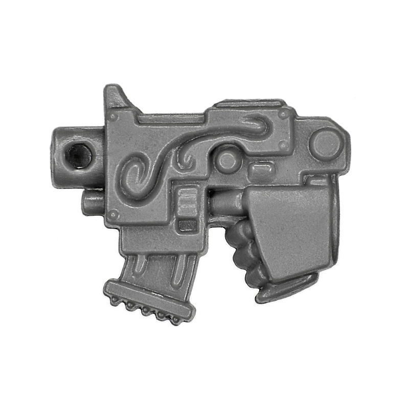 WARHAMMER 40K BITS SPACE MARINE TACTICAL SQUAD COMMAND WEAPONS PISTOLS