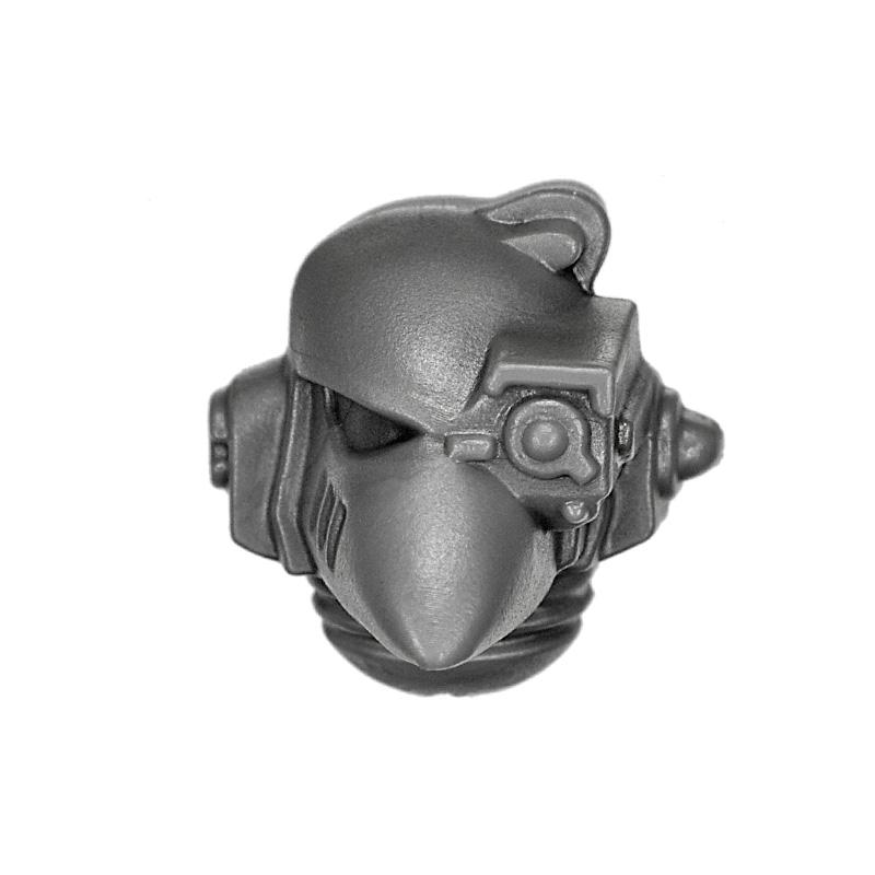 *BITS* Space Marine Sternguard Veteran Squad Kopf L