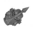 Forge World Bitz: Horus Heresy - Death Guard - Legion Heads Upgrade - Kopf C - MK IV