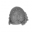 Forge World Bitz: Warhammer 40k - Astral Claws - Marine Shoulder Pads - Shoulder Pad C
