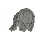 Forge World Bitz: Warhammer 40k - Imperial / Crimson Fists - Terminator Shoulder Pads - Schulterpanzer A