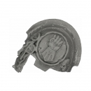 Forge World Bitz: Warhammer 40k - Imperial / Crimson Fists - Terminator Shoulder Pads - Shoulder Pad D