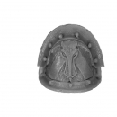 Forge World Bitz: Warhammer 40k - Minotaurs - Marine Shoulder Pads - Shoulder Pad C
