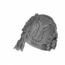 Forge World Bitz: Warhammer 40k - Minotaurs - Marine Shoulder Pads - Shoulder Pad F