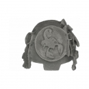 Forge World Bitz: Warhammer 40k - Red Scorpions - Terminator Shoulder Pads - Shoulder Pad C