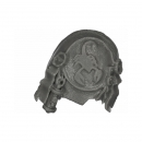 Forge World Bitz: Warhammer 40k - Red Scorpions - Terminator Shoulder Pads - Shoulder Pad E