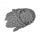 Forge World Bitz: Warhammer 40k - Salamanders - Marine Shoulder Pads - Shoulder Pad A