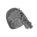 Forge World Bitz: Warhammer 40k - Salamanders - Marine Shoulder Pads - Shoulder Pad D