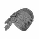 Forge World Bitz: Warhammer 40k - Salamanders - Marine Shoulder Pads - Shoulder Pad G