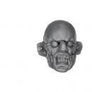 Kings of War Bitz: Undead Ghoul Regiment Head B