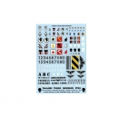Transfer Sheets Warhammer 40k: Imperial Guard Tank Transfers