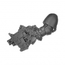 Warhammer 40K Bitz: Black Templars Chapter Upgrade - Bolt Pistol A