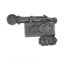 Warhammer 40K Bitz: Black Templars Chapter Upgrade - Belt Pouch+Grenade