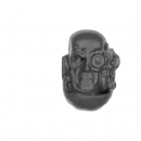 Warhammer 40K Bitz: Black Templars Chapter Upgrade - Head A
