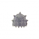 Warhammer 40K Bitz: Chaos Space Marines - Chaos Space Marines - Shoulder Pad M - Khorne