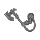 Warhammer 40K Bitz: Chaos Space Marine Terminators Power Axe A