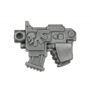 Warhammer 40K Bitz: Dark Angels Ravenwing Command Squad Bolt Pistol D Left