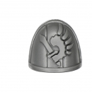 Warhammer 40K Bitz: Dark Angels Ravenwing Command Squad Shoulder Pad H