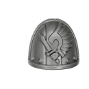 Warhammer 40K Bitz: Dark Angels Ravenwing Command Squad Shoulder Pad L