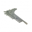 Warhammer 40K Bitz: Dark Angels - Ravenwing Accessory Pack - Bike Banner C