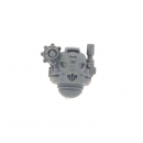 Warhammer 40K Bitz: Dark Angels - Ravenwing Accessory Pack - Head A