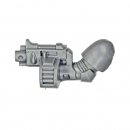 Warhammer 40k Bitz: Blood Angels Sanguinary Guard Angelus Boltgun B