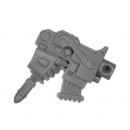 Warhammer 40k Bitz: Blood Angels - BA Tactical Squad - Bolt Pistol