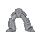 Warhammer 40k Bitz: Dark Angels - Deathwing Terminators - Legs D