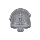Warhammer 40k Bitz: Dark Angels Deathwing Terminators Shoulder Pad J Sergeant