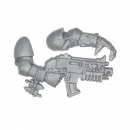 Warhammer 40k Bitz: Dark Angels - Veteranen - Weapon A - Boltgun +Arm