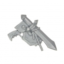 Warhammer 40k Bitz: Dark Angels - Veteranen - Accessory S...