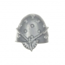 Warhammer 40k Bitz: Dark Angels - Veteranen - Shoulder Pad C