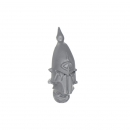 Warhammer 40k Bitz: Dark Eldar - Kabalite Warriors - Head B