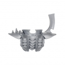 Warhammer 40k Bitz: Dark Eldar - Kabalite Warriors - Torso Back C