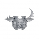 Warhammer 40k Bitz: Dark Eldar - Kabalite Warriors - Torso Back D