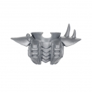 Warhammer 40k Bitz: Dark Eldar - Kabalite Warriors - Torso E2 - Back