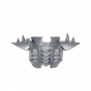 Warhammer 40k Bitz: Dark Eldar - Kabalite Warriors - Torso Back H