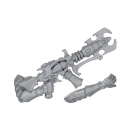 Warhammer 40k Bitz: Dark Eldar - Kabalite Warriors - Weapon Q - Shredder+Arm