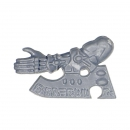 Warhammer 40k Bitz: Eldar - Dire Avengers - Weapon C - Shimmer Shield, Exarch