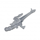 Warhammer 40k Bitz: Eldar - Dire Avengers - Weapon K - Shuriken Pistol, Exarch, Right